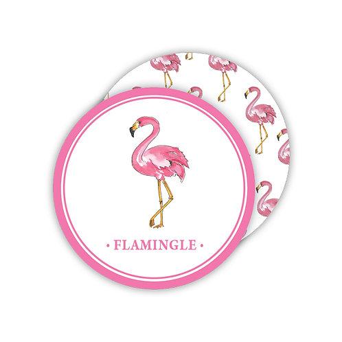 #11776 Flamingo Flamingle Coasters