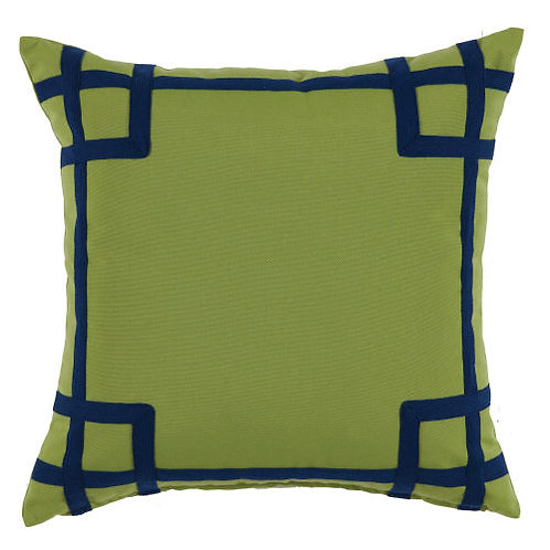 #3992 Rio Tape Outdoor Pillow