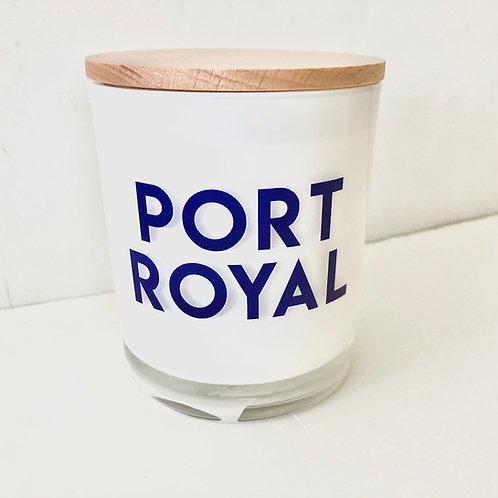 #12044 Port Royal Candle
