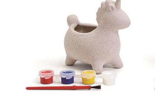 #11654 Unicorn Planter Craft Kit
