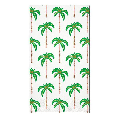 #9994 Palm Tree Guest Towel Napkins