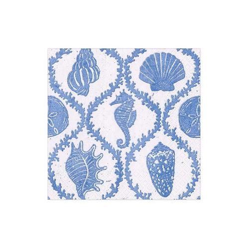 #11740 Cocktail Napkin (Seychelles Blue)