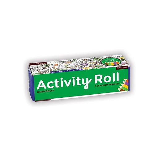 #8185 Rainforest Activity Roll