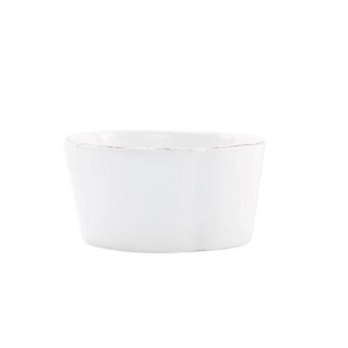 #9964 Lastra White Condiment Bowl Set