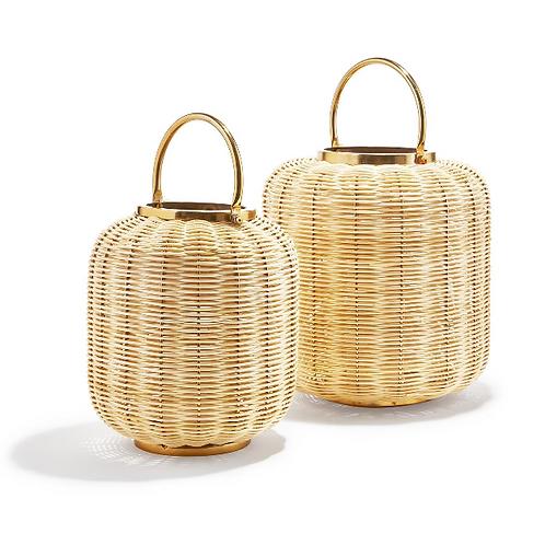 Woven Lanterns