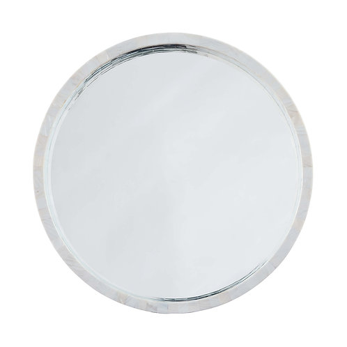 #8937 Mother of Pearl Mirror