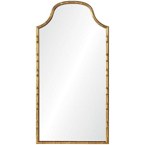 #6315 Gold Bamboo Mirror