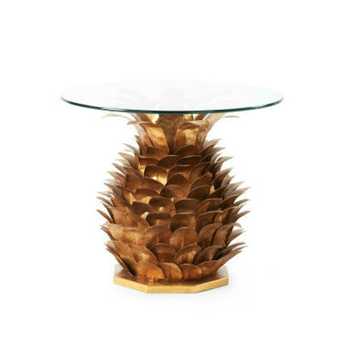 #5717 Pineapple Side Cocktail Table