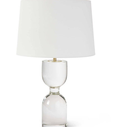 #10828 Crystal Table Lamp