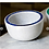Thumbnail: #11897 Hand Carved Marble Bowl w/Lapis