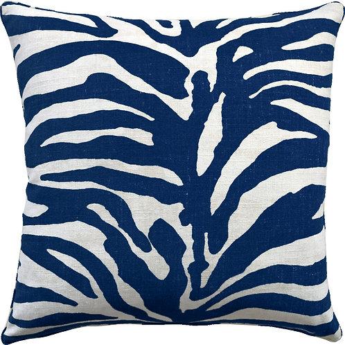 #9654 Zebra Serengeti Pillow