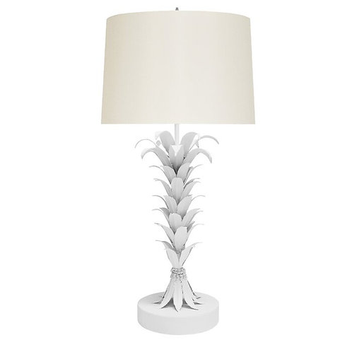 #8421 Palm Leaf Lamp