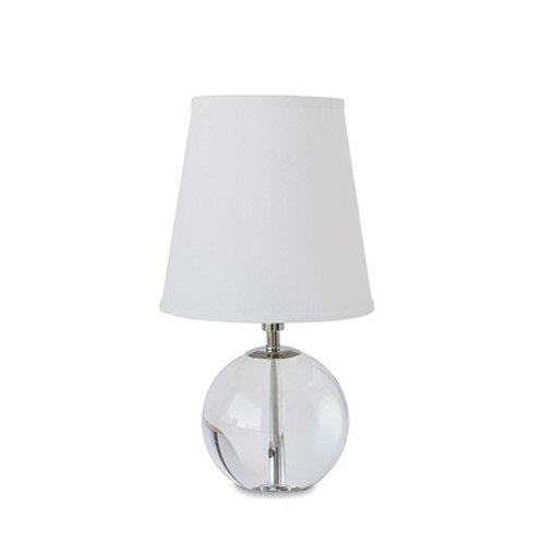 #8932 Crystal Sphere Lamp