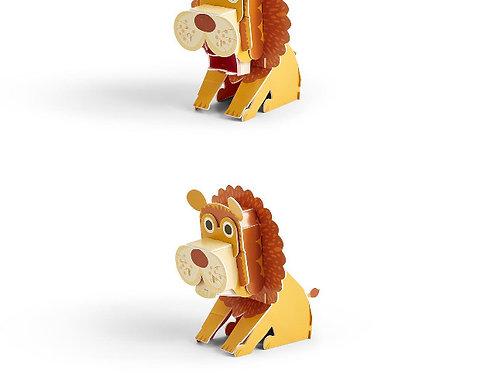 #11663 Animal 3-D Puzzle (Lion)
