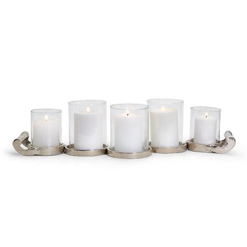 #11666 5-Candle Centerpiece