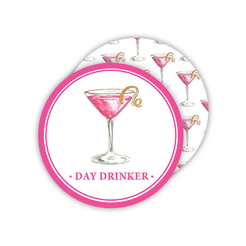 #11771 Day Drinker Cosmo Coasters