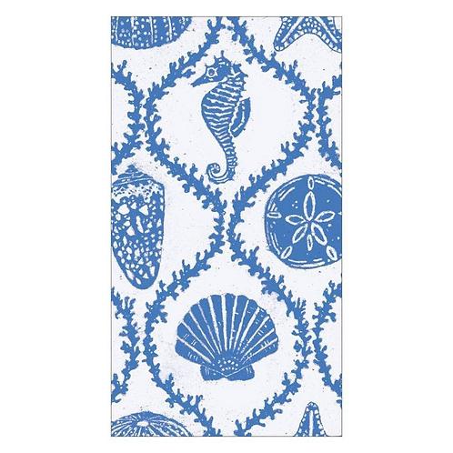 #11739 Guest Towel Napkin (Seychelles Blue)
