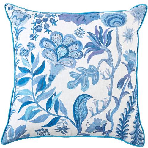#11985 Botanical Print Pillow
