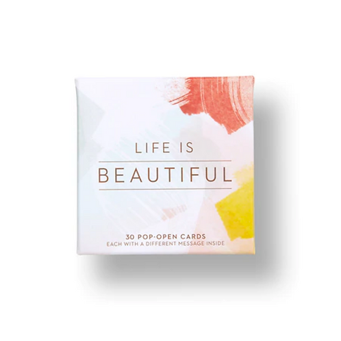 #10259 Thoughtfuls: Life is Beautiful