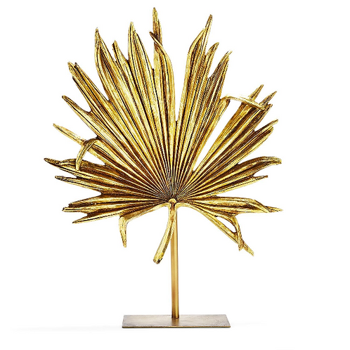 #10059 Gold Leaf on Stand