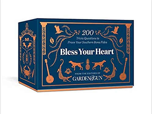 #10705 Bless Your Heart Trivia