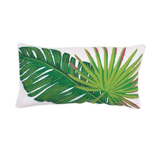 #10816 Fan Palm Pillow