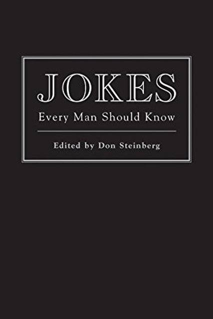 """#11857 """"Jokes Every Man Should Know"""""""