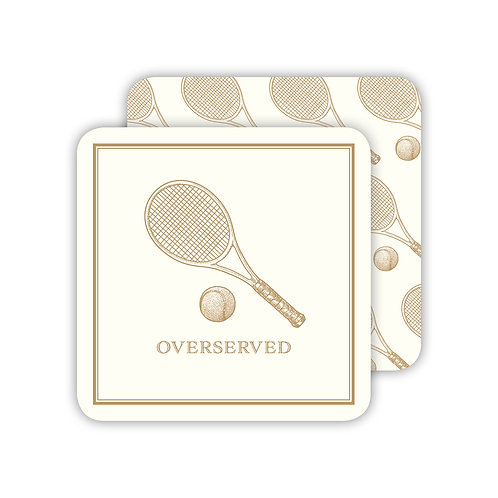 #10139 Overserved Coasters