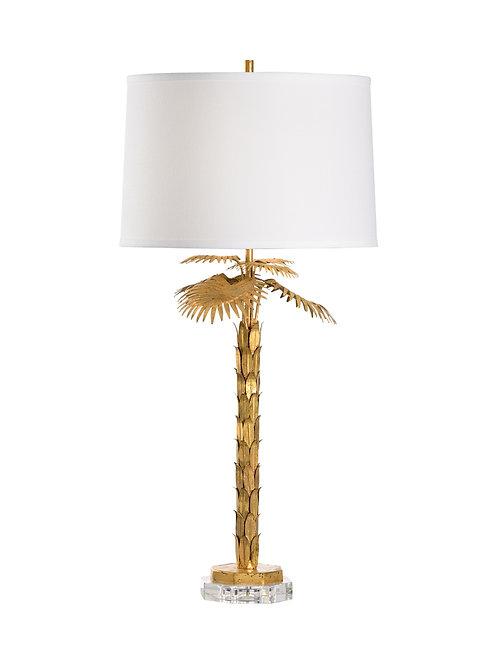 #10797 Palm Island Lamp
