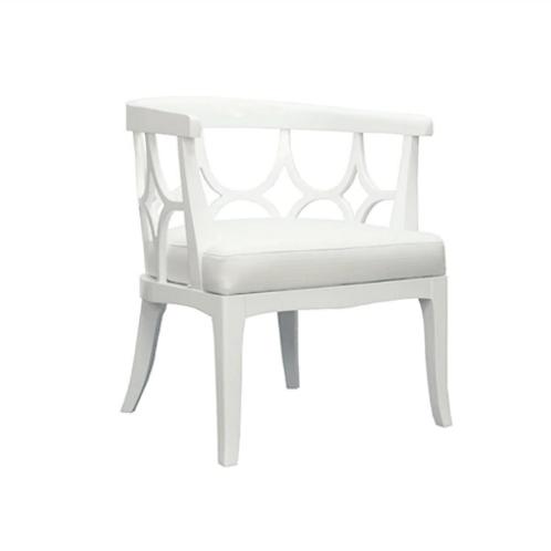 #8420 Barrel Back chair