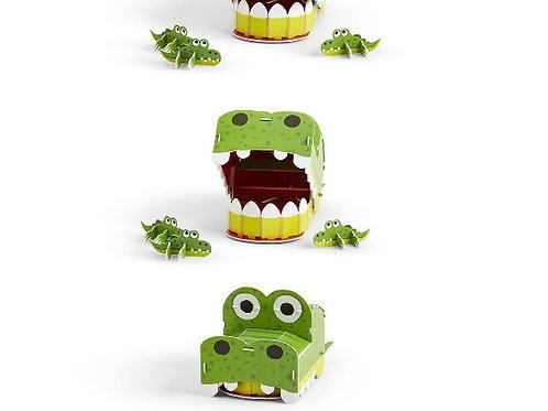 #11661 Animal 3-D Puzzle (Alligator)