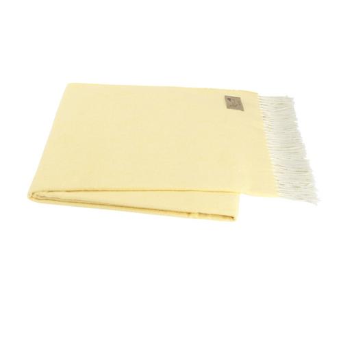 #9939 Butter Italian Throw
