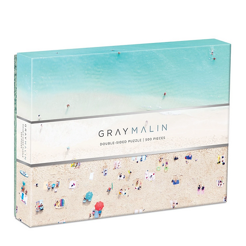 #9894 Gray Malin Double Sided Puzzle