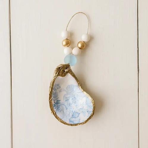#8298 Oyster Ornament, Tea Revelry