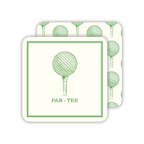 #10141 Par-Tee Coasters
