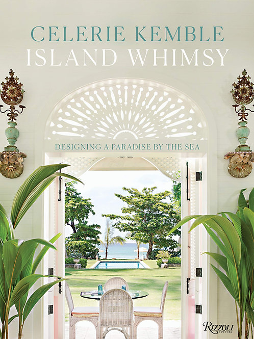 "#11854 ""Island Whimsy"" Book"