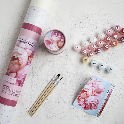 #9736 Perfect Petals Painting Kit