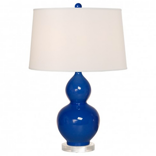 #8369 Gourd Lamp