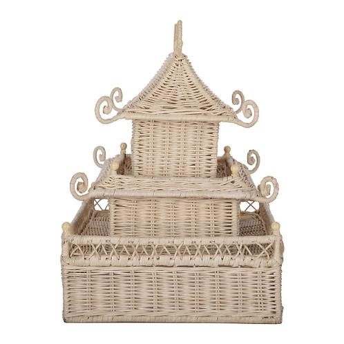 #11875 Rattan Pagoda