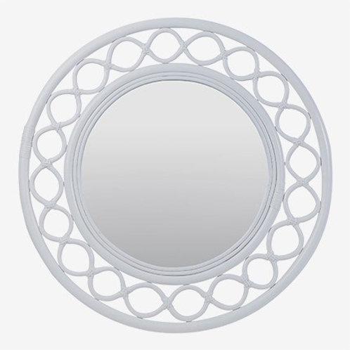 #12171 Savannah Round Mirror