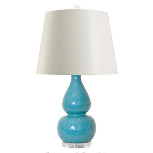#6330 Gourd Lamp