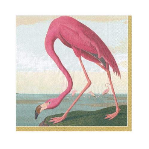 #4127 Cocktail Napkins (Audubon Birds)