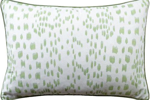 Les Touches Pillow-Peridot