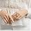Thumbnail: #10941 Savoy Ring Iridescent Pacific Blue - 6/7