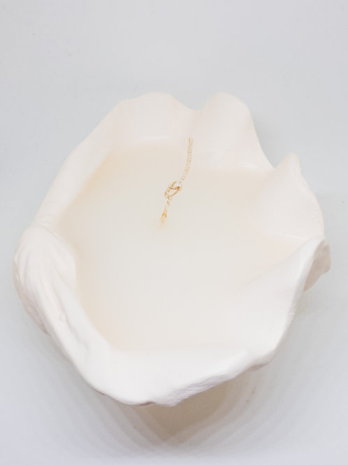 #9246 Clam Shell Candle (Large)
