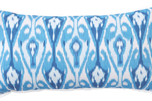 #11986 Ikat Print Pillow