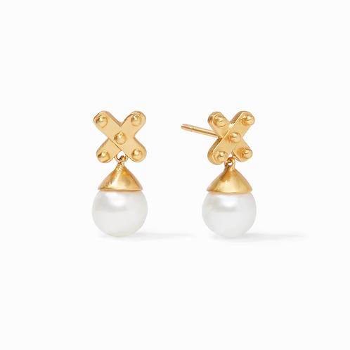 #10408 SoHo Pearl Drop Earrings