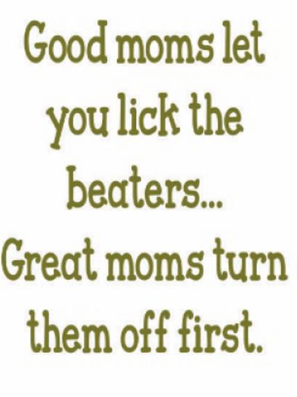 #9798 Good Moms Tea Towel