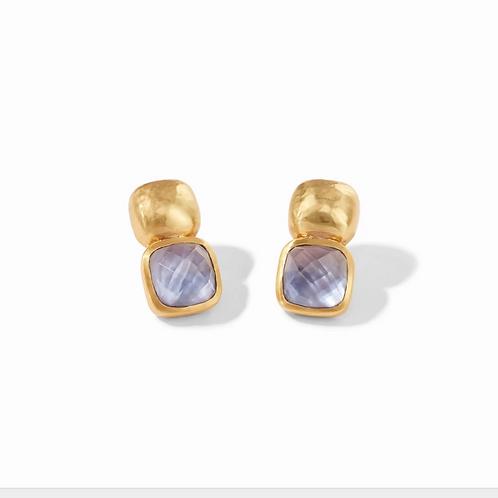 #10906 Catalina Clip-On - Iridescent Lavender