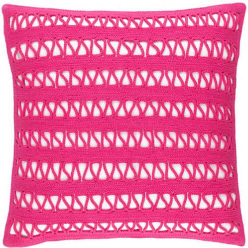 #12091 Lanyard Pillow (Fuschia)